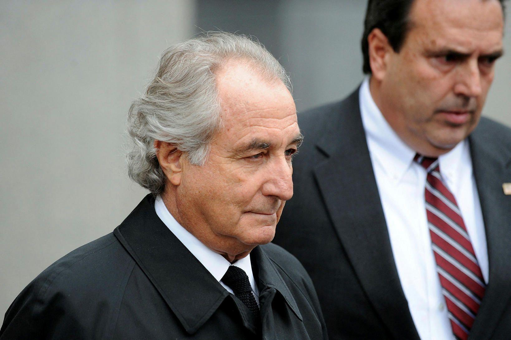 Bernard Madoff er látinn 82 ára að aldri.