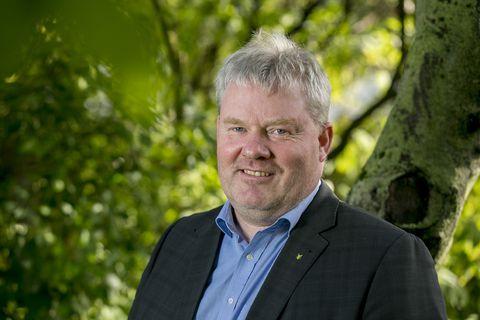 Sigurður Ingi Jóhannsson, Iceland's new Prime Minister.