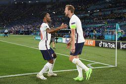 Verða Raheem Sterling og Harry Kane samherjar hjá Manchester City?