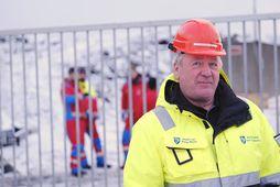 Halldór Karl Hermannsson, hafnarstjóri hjá Reykjanesbæ