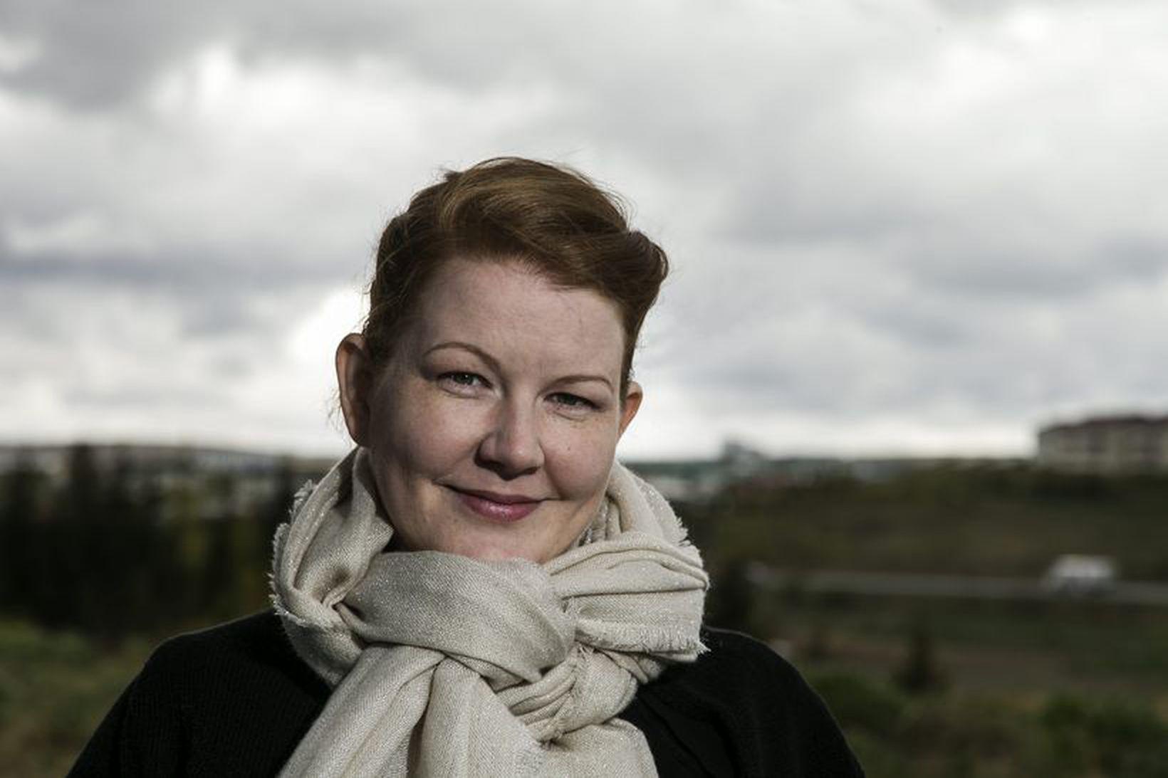 Ingunn Ingimarsdóttir er framkvæmdastjóri Memaxi