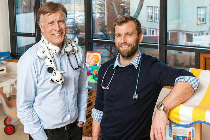 Ásgeir Haraldsson og Valtýr Stefánsson Thors sjá um rannsóknina.