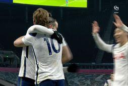 Mörkin: Kane og Bale fóru á kostum