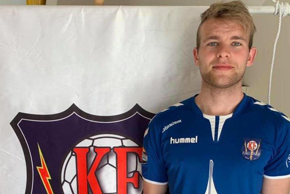 Alexander Már Þorláksson er langmarkahæstur í deildinni með 21 mark.