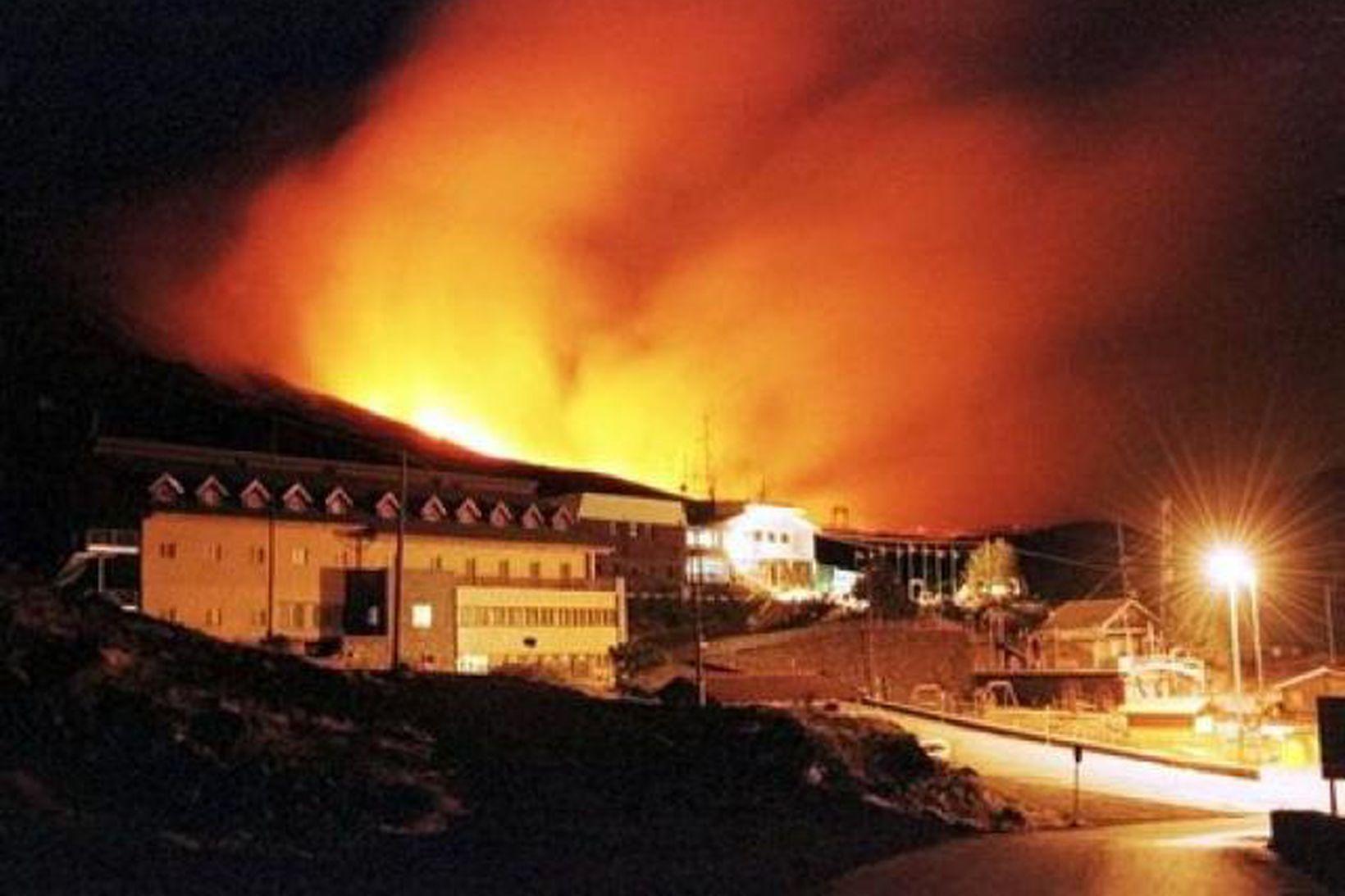 Gos í Etnu