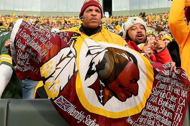 Redskins-nafnið á útleið?