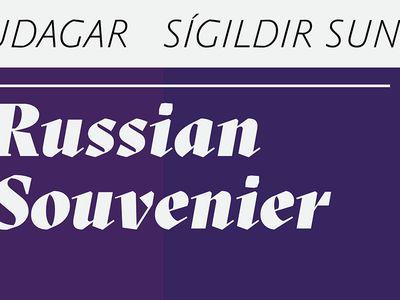Russian Souvenir - Sunday Classics