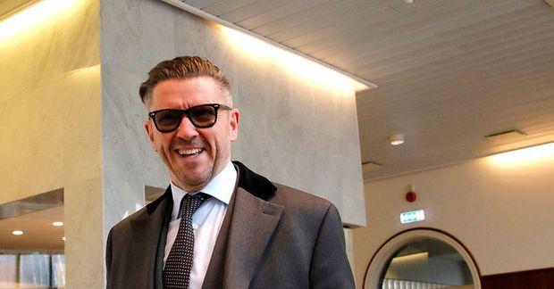 Sveinn Andri Sveinsson er lögmaður Sunshine Press. Hann býst við að báðum málum vegna kyrrsetningar ...