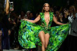 Jennifer Lopez er í góðu formi.