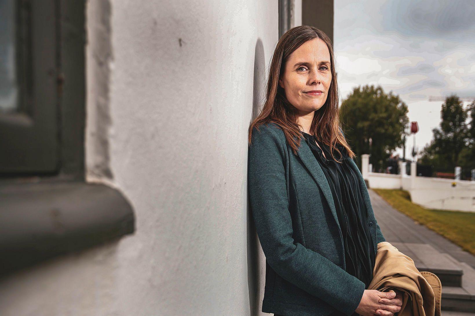 Katrín Jakobsdóttir forsætisráðherra segir baráttunni við kórónuveiruna hvergi nærri lokið.