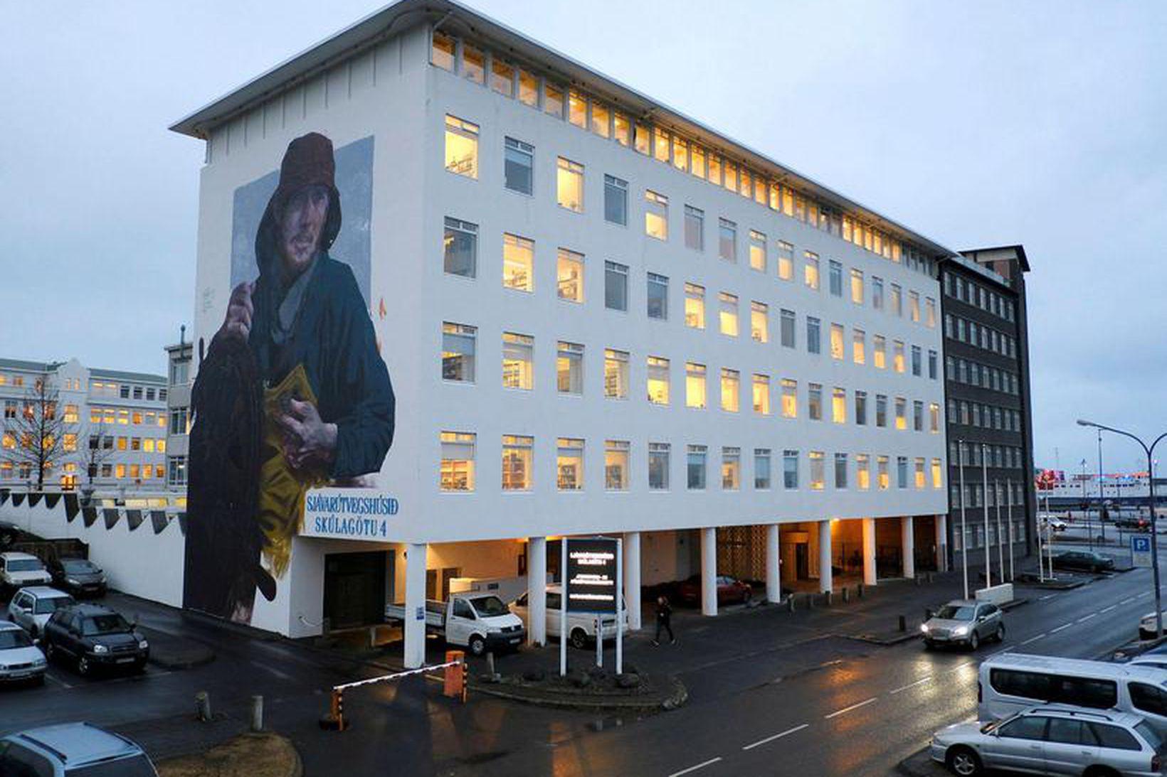 Húsnæði Hafró í Reykjavík.
