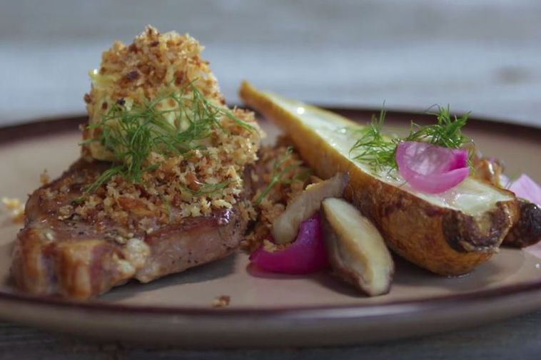 Lamb chops is a popular dish in Iceland, however they are cooked.