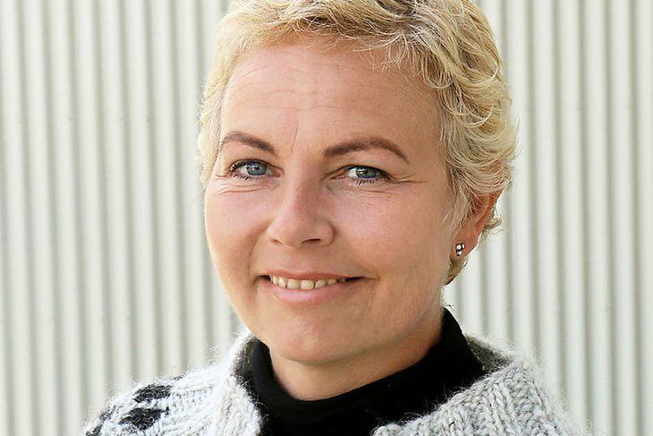 Guðríður Arnardóttir.