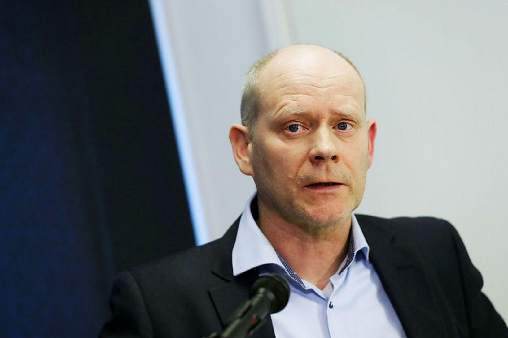 Karl Steinar Valsson, yfirlögregluþjónn miðlægrar rannsóknardeildar lögreglunnar á höfuðborgarsvæðinu segir …