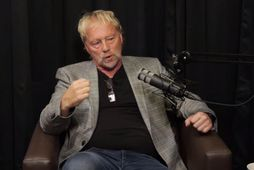 Arnór Guðjohnsen er gestur Sölva Tryggva.