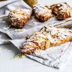 Ómótstæðileg croissant með möndlufyllingu