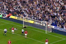 Ótrúleg umskipti Manchester United (myndskeið)