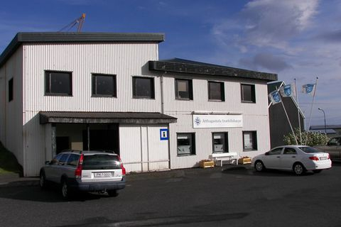 Snaefellsbaer District Information Office