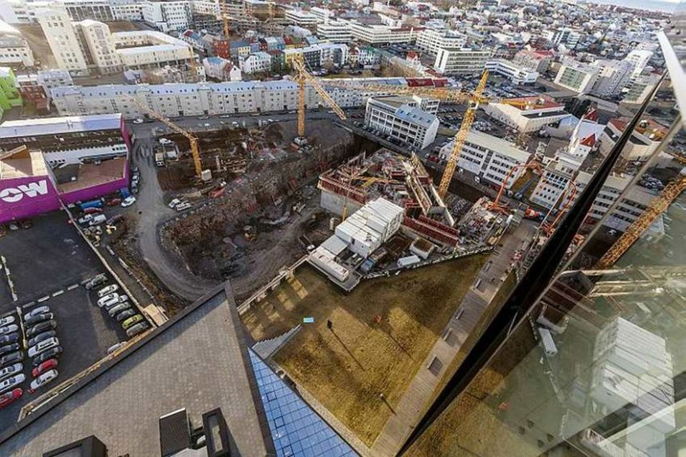Hótelið á Höfðatorgi