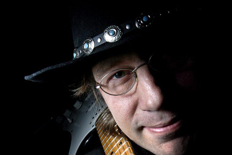 Halldór Bragason, the prime mover behind the Reykjavík Blues Festival.