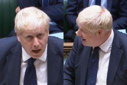 Boris Johnson er búinn í klippingu.