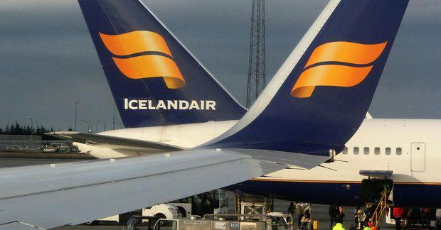 Yfir 150 þúsund ferðamenn hafa komið til Íslands með Icelandair í sumar.