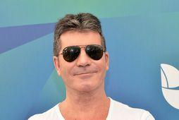 Tónlistarmógúllinn Simon Cowell grenntist töluvert fyrir nokkrum árum.