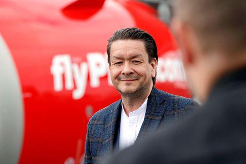Birgir Jónsson, CEO of Play.