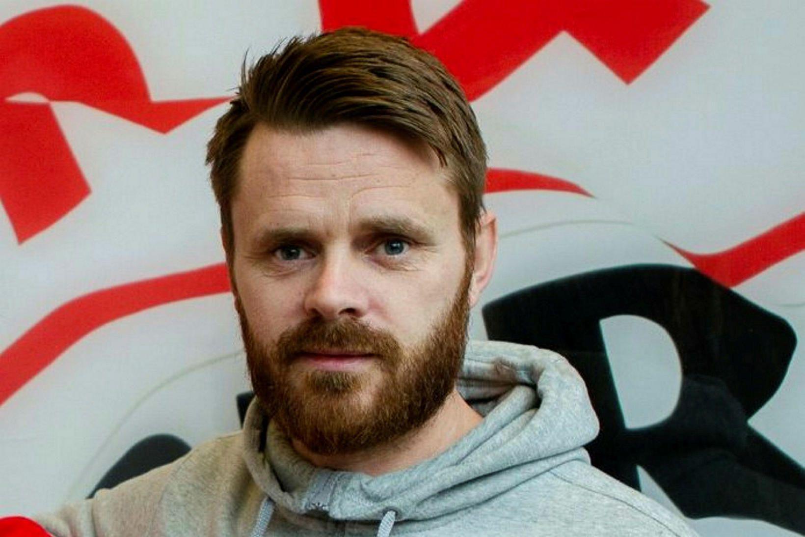 Magni Fannberg þróunarstjóri AIK
