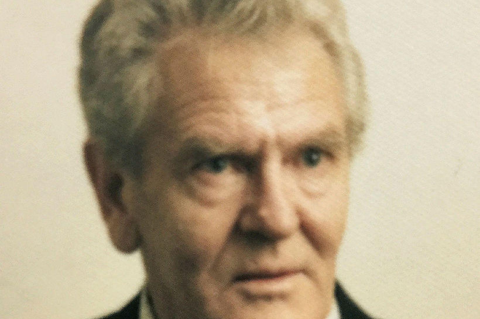 Finnbjörn Þorvaldsson.