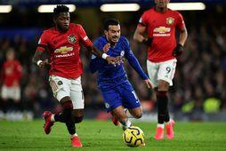 Pedro er 32 ára gamall sóknarmaður hjá Chelsea.