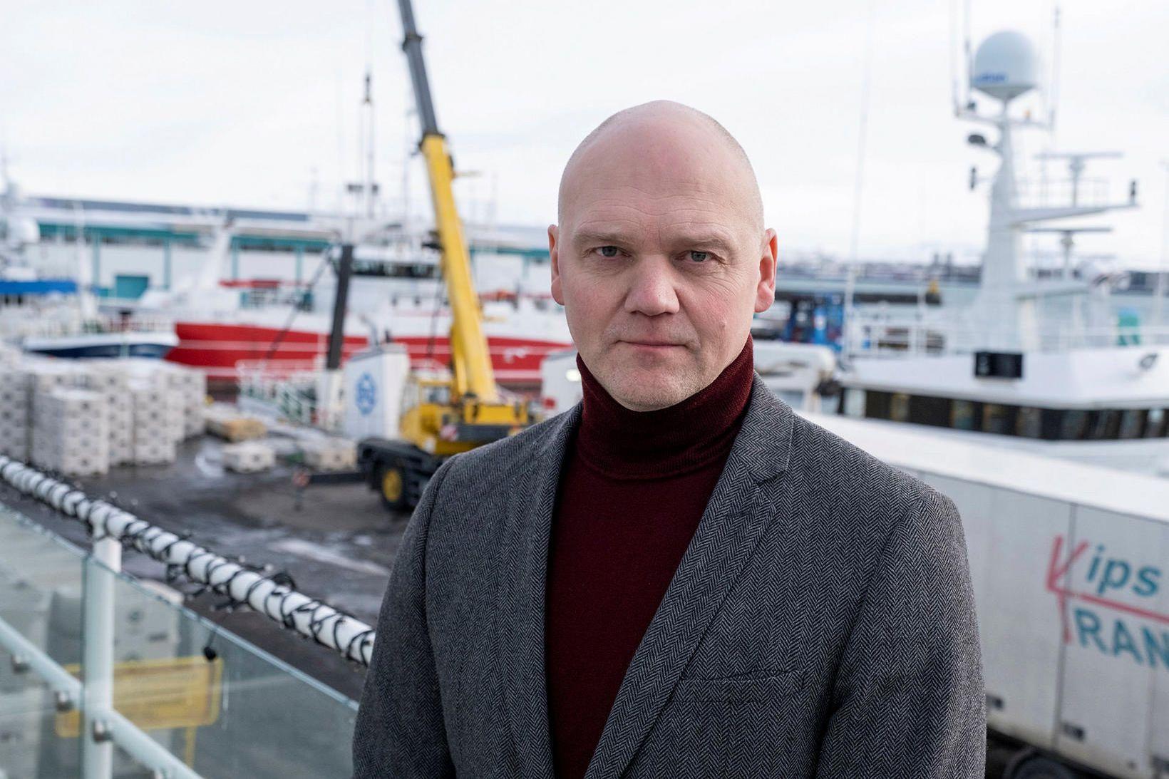 Kristinn Hjálmarsson segir ekki hægt að votta sjálfbærni veiða þeirra …