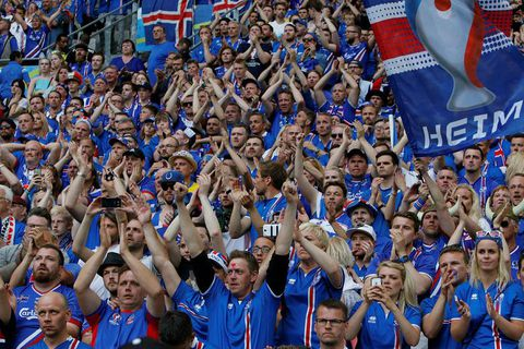 Icelanders were particularly happy last summer. the National Men's Football Team was very successful at the EURO 2016