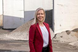 Lilja Samúelsdóttir.