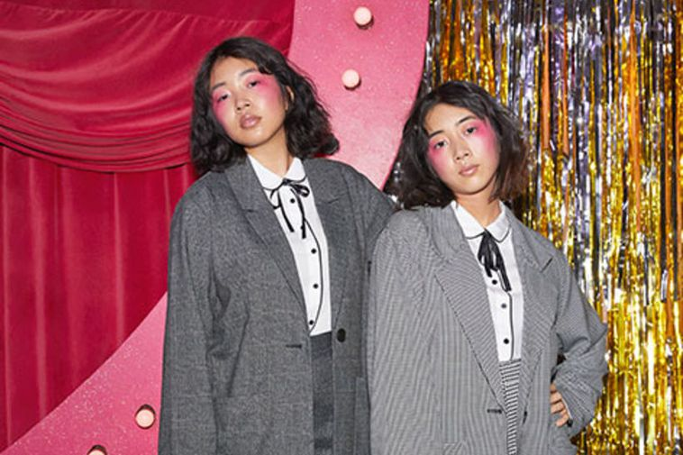 Monki is aimed at younger women.