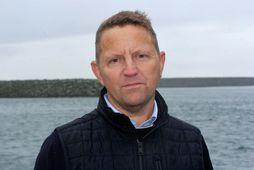 Gunnþór Ingason, managing director of Síldarvinnslan.
