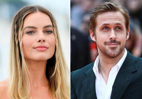 Margot Robbie og Ryan Gosling fara með hlutverk Barbie og Ken í væntanlegri hasarmynd.