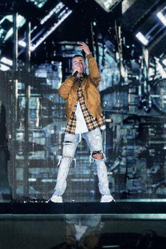 Justin Bieber 8 September 2016