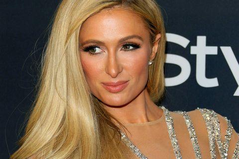 Paris Hilton þykir einstaklega lík Barbie.