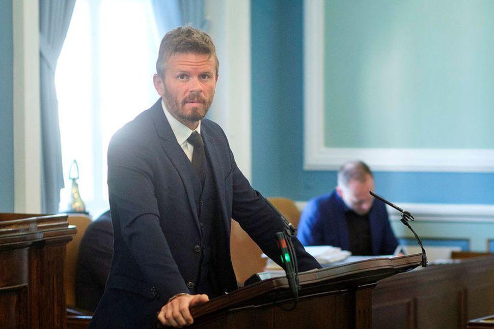 Ágúst Ólafur Ágústsson, þingmaður Samfylkingarinnar, segir oft þurfa að rýna ...