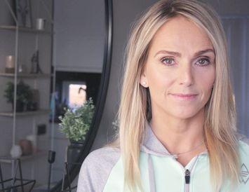Telma Matthíasdóttir sigraði eftirréttakeppni Nettó.