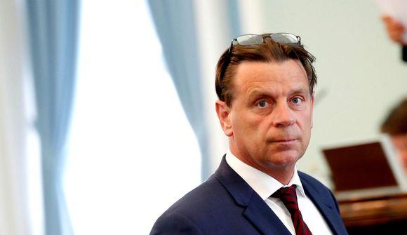 Karl Gauti hyggst kæra endurtalninguna til lögreglu