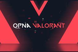 Úr útsendingu af Opna Valorant