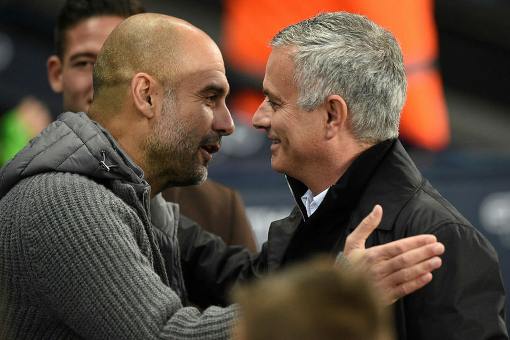 Maradona er hrifnari af Mourinho en Guardiola.
