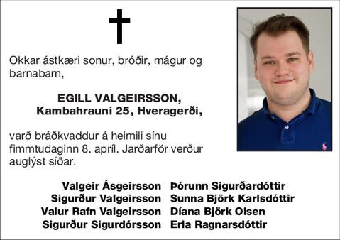 Egill Valgeirsson,