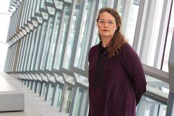 Halla Helgadóttir framkvæmdastjóri Hönnunarmiðstöðvarinnar.