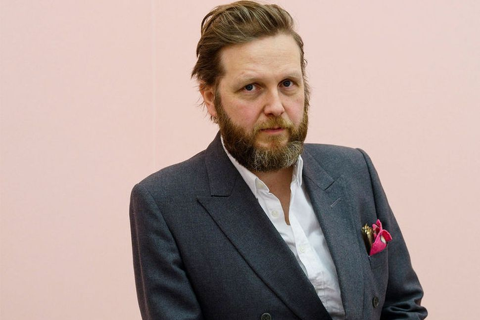 Ragnar Kjartansson.