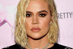Brjóstagjöfin var mjög erfið fyrir Khloé Kardashian.
