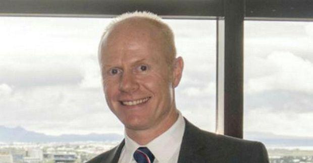 Magnús Ólafur Garðarsson fyrrverandi forstjóri United Silicon.