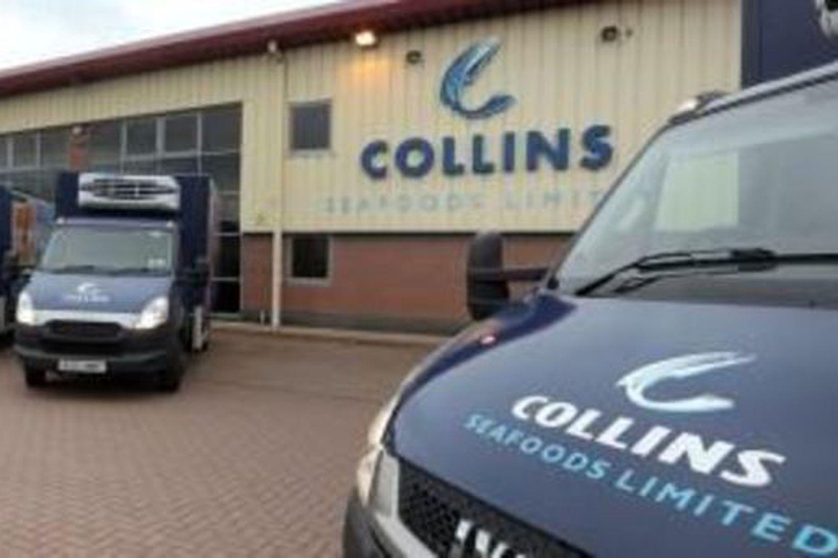 Collins Seafood var stofnað fyrir 35 árum.